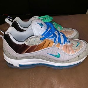Nike Shoes - Nike Air Max 98 OA GS NYC